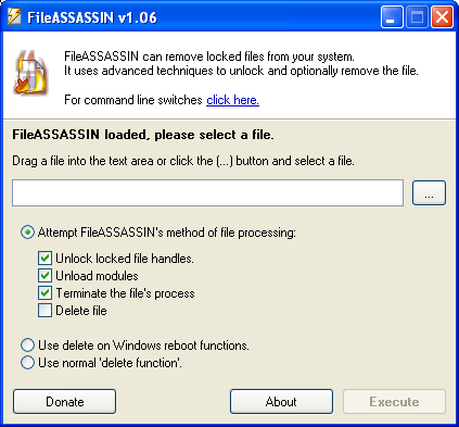 FileAssassin 1.06