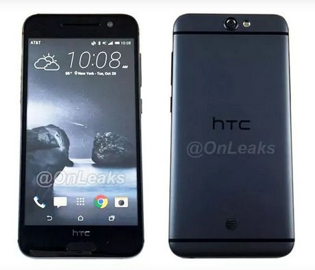 HTC One A9, tante somiglianze con l'iPhone 6