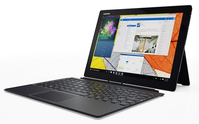Lenovo MIIX 720, performante convertibile Kaby Lake