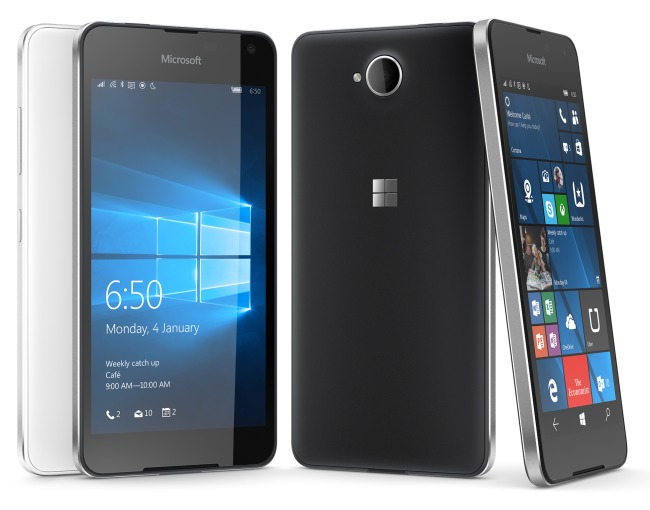 Lumia 650, il terzo smartphone con Windows 10