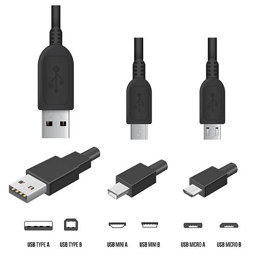Schema Cablaggio Presa Usb : Usb type c quali sono le caratteristiche del connettore