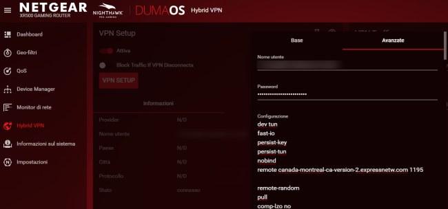 Configurare un client VPN sul router e superare il problema