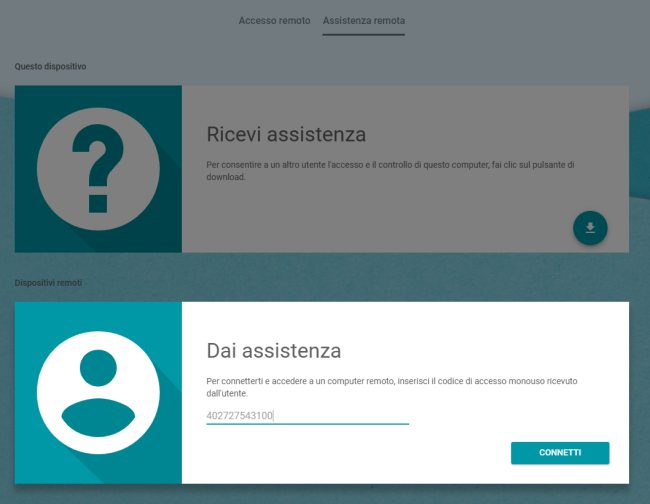 Accesso remoto su qualunque dispositivo con Chrome Remote Desktop