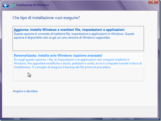 Aggiornare Windows XP e Vista a Windows 10 o Windows 8.1