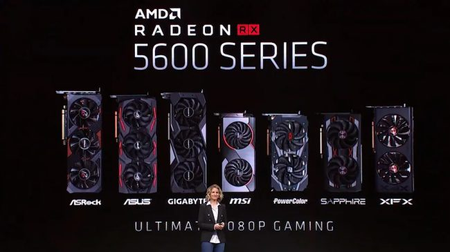 AMD presenta i nuovi Ryzen 4000 per notebook, Radeon RX 5600 XT e Threadripper 3990X