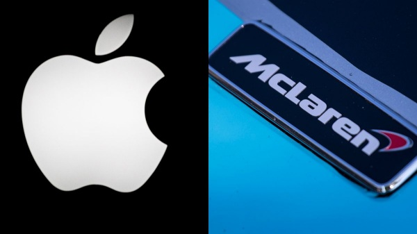 Apple interessata all'acquisizione di McLaren?