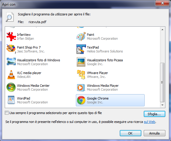 aprire pdf online senza installare nulla