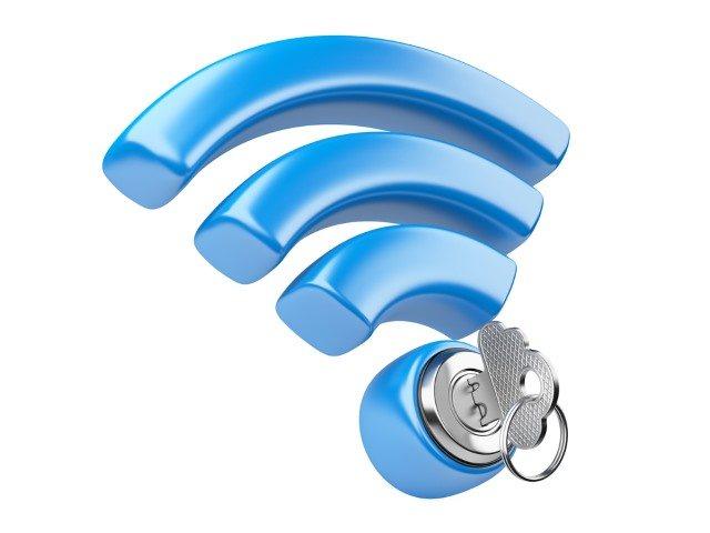 Allarme Wi-Fi: