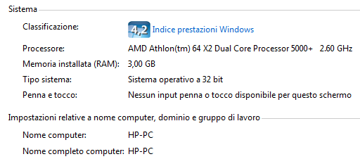 Come passare da Windows 32 bit a 64 bit