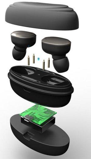 Auricolari Bluetooth TWS in-ear con stazione di ricarica in offerta su eBay ec5d735a120f