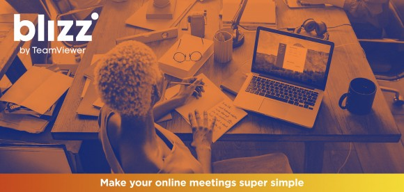 Blizz, la soluzione per conferenze e meeting online di TeamViewer