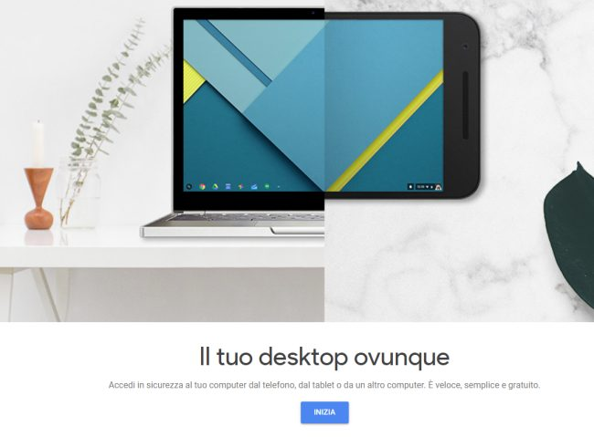 Chrome Remote Desktop: cos'è e come funziona