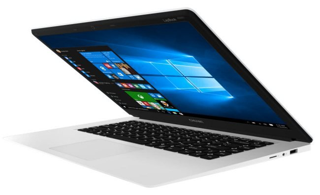 Chuwi LapBook, un notebook Windows 10 in offerta a 160 euro. Con il DVR per auto KKMOON