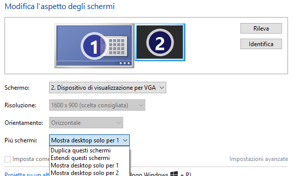 Collegare due monitor al PC: come fare?