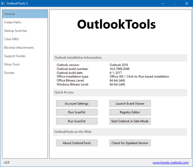 Come ripristinare e configurare Outlook