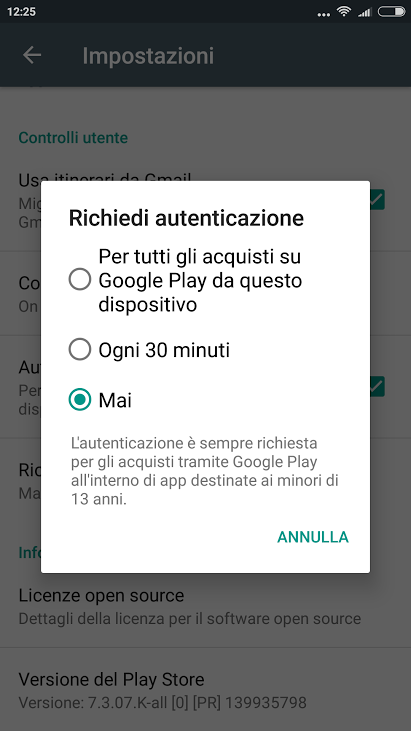 Controllo parentale Android, come si attiva?