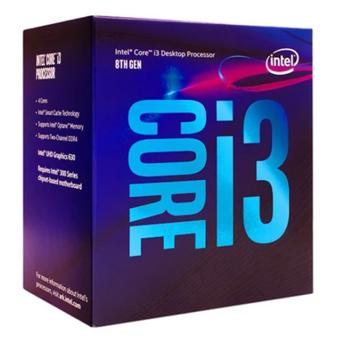 Intel Core i3 Coffee Lake in grande spolvero rispetto ai Ryzen 3 di AMD