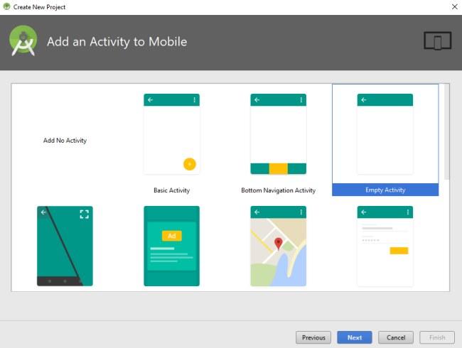 come creare un'app android - ilsoftware.it