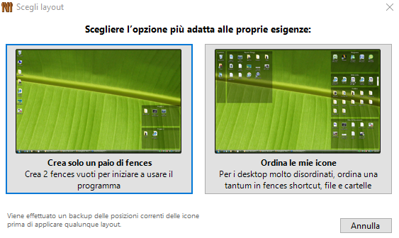 Desktop Windows: come fare pulizia