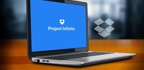 Dropbox Project Infinite, file sul cloud solamente al bisogno