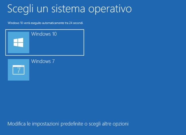 Dual boot Windows 10 con Windows 7 o Windows 8.1, come realizzarlo in pochi semplici passaggi