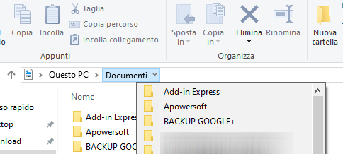 Esplora file: una guida ai segreti dell'interfaccia di Windows
