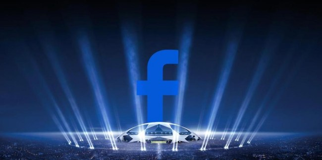 La Champions League va in streaming su Facebook, ma solo negli USA