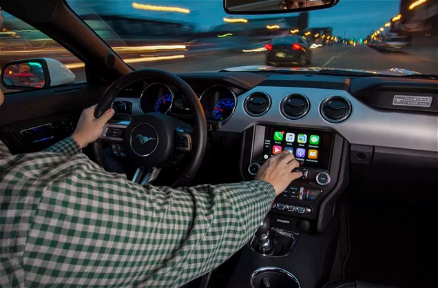 Ford supporter� sia CarPlay che Android Auto