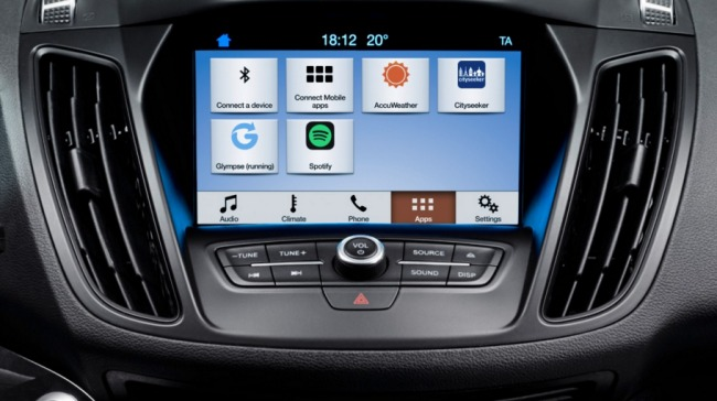 Ford presenta il SYNC 3 con supporto a CarPlay e Android Auto