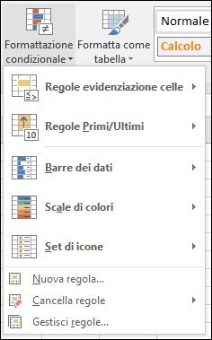 Funzioni più utili di Excel e LibreOffice Calc