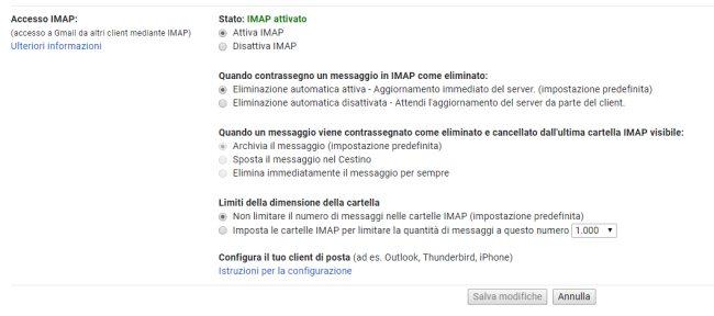 Gmail accesso veloce da PC, browser e smartphone