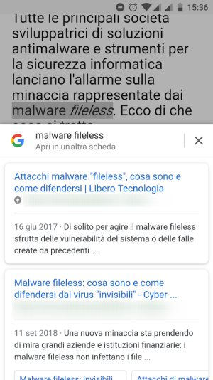 Google Chrome per Android: trucchi e segreti