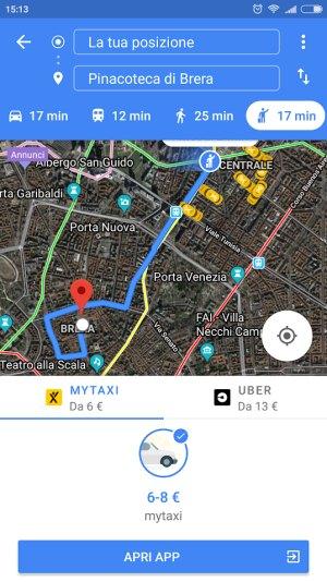 Confronto Google Maps Waze: differenze tra i due navigatori