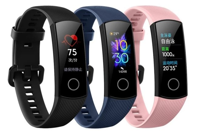 Smartband Honor Band 5 in offerta speciale a circa 33 euro
