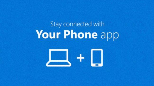 App Il tuo telefono collegherà i sistemi Windows 10 con gli