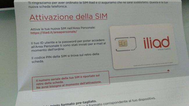 Iliad Italia: portabilità, APN, indirizzo IP pubblico e servizio clienti