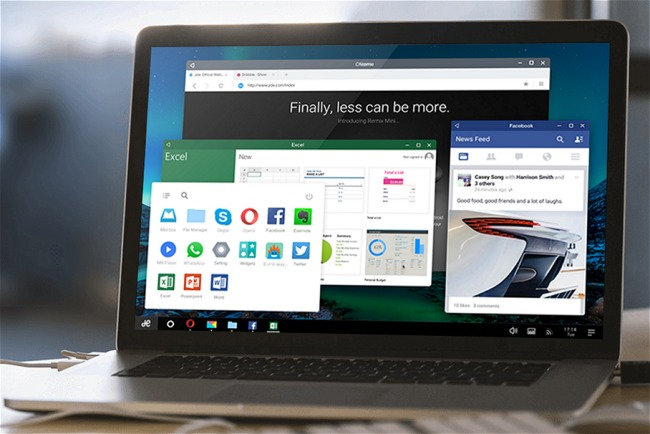 Installare Android su PC con Remix OS