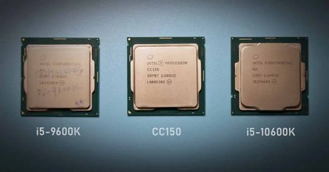 Misterioso processore Intel CC150 apparso online: forse progettato per GeForce Now
