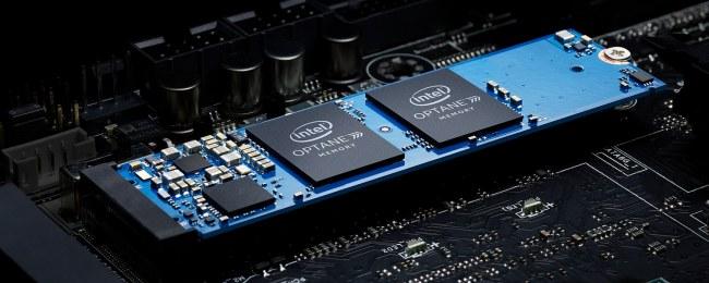 Intel presenta le prime memorie Optane in formato M.2: serviranno da cache