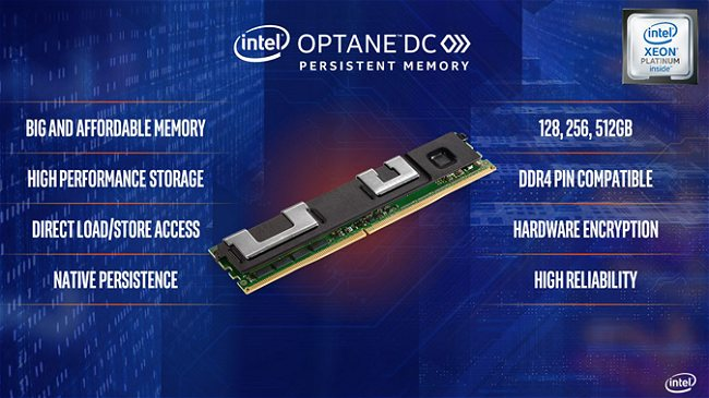 Intel Optane DC Persistent Memory, what it is and how it works.  Go to the beta program