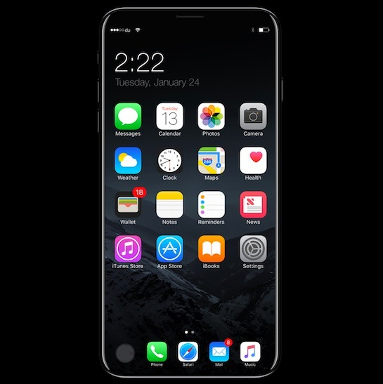 iPhone 8 avrà la ricarica wireless: le ultime indiscrezioni