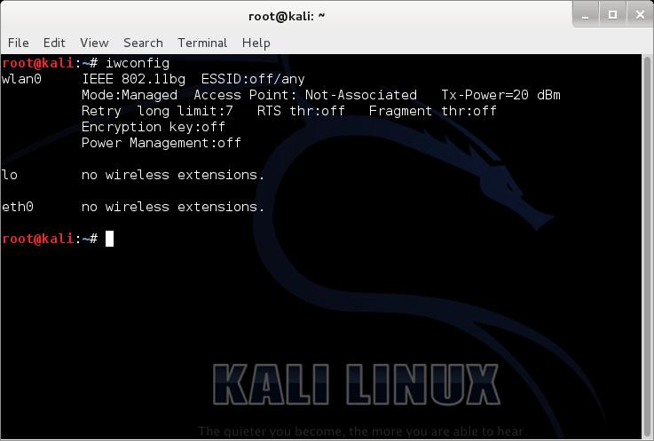 Kali Linux Wifi Driver Download