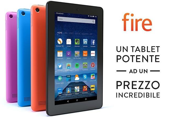 Kindle Fire a 1 euro, troppo bello per non essere un errore