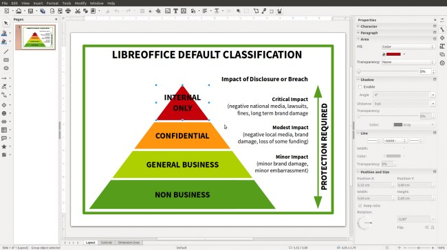 Libreoffice 6 0 rilasciata la nuova versione della suite for Aggiunte alle suite modulari