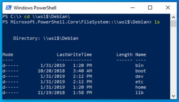 Windows 10 consentirà di accedere ai file Linux dalla sua interfaccia: ma si attende il supporto ext4