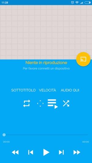 Localcast, app per inviare contenuti in streaming dallo smartphone
