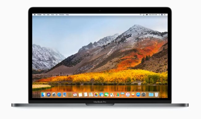 Apple rilascerà MacOS High Sierra il 25 settembre