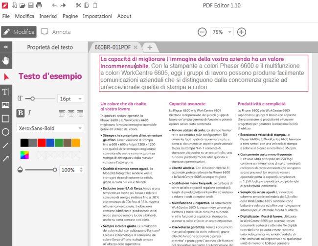 modifica un pdf in word