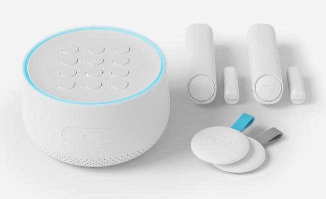 Nest presenta il suo nuovo sistema d'allarme smart: Secure