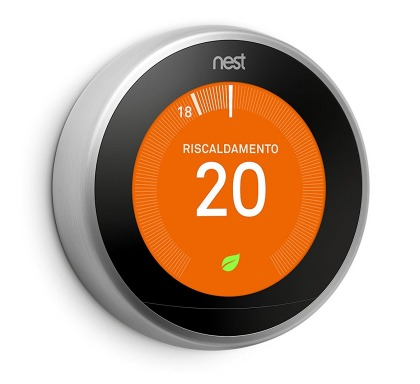 Nest arriva in Italia: termostato e telecamere per la smart home